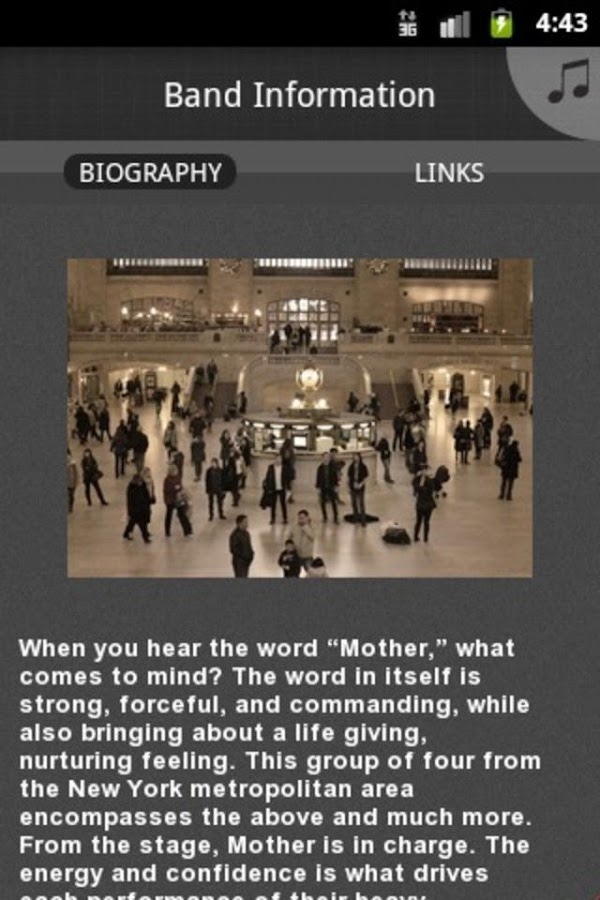 Mother - screenshot