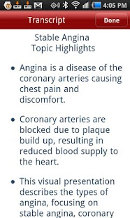 Stable Angina - screenshot thumbnail