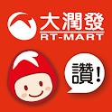 大潤發 RT-MART logo