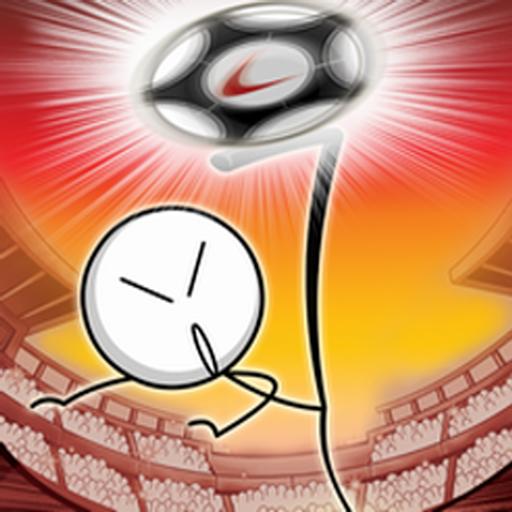 졸라맨 쿵푸축구 만화 LOGO-APP點子
