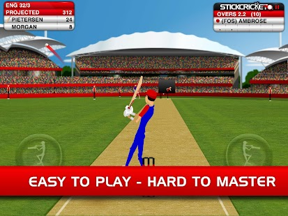 Stick Cricket - screenshot thumbnail