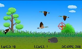 Screenshot of Duck Hunter Game - Pro