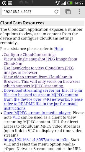 玩媒體與影片App|Cloud Spy Cam免費|APP試玩