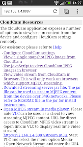 Cloud Cam screenshot 5