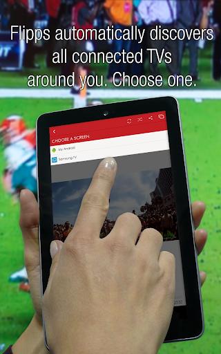 【免費媒體與影片App】Flipps - Movies, Music & TV-APP點子