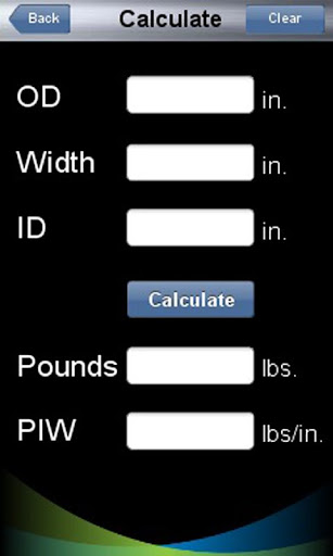 【免費商業App】NKS Steel Coil Calculator-APP點子