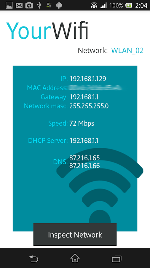 Wifi Inspector- screenshot