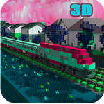 TRAIN SIMULATOR MINE CITY2 3D