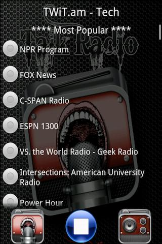 Free Talk Radio - screenshot