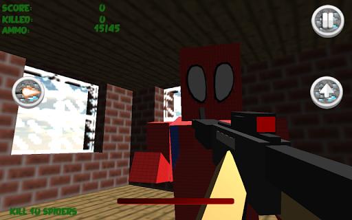 Rifle Man Spidy Killer