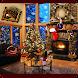 Christmas Fireplace LWP Full