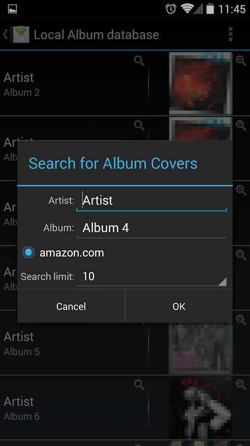 Cover Art Downloader Pro Apk - xsonarsources