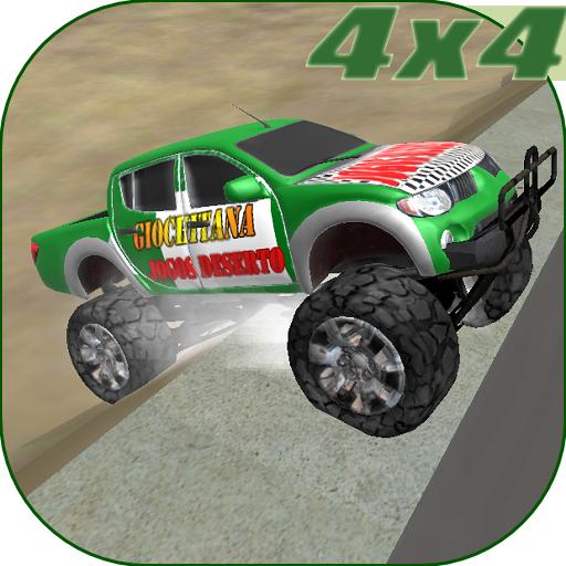 怪物卡车模拟器 賽車遊戲 App LOGO-硬是要APP