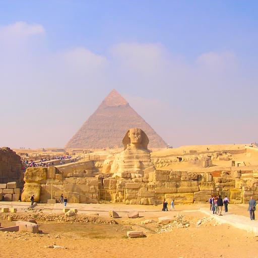 Egypt:Great Sphynx(EG004)