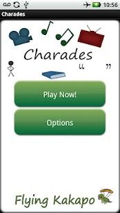 Charades- screenshot thumbnail