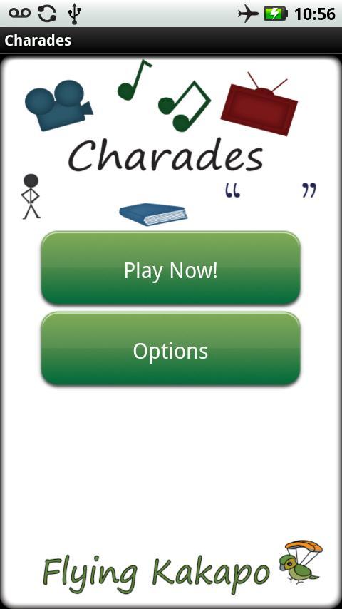 Charades- screenshot