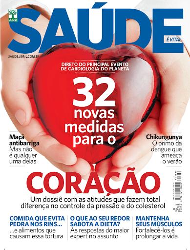 Revista SAÚDE é Vital