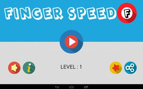 Finger-Speed 7