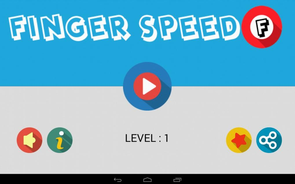 Finger-Speed 21