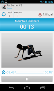 Circuit Training Assistant Pro- screenshot thumbnail