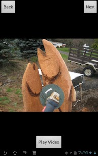 Chainsaw Carving: Finish Work - screenshot thumbnail