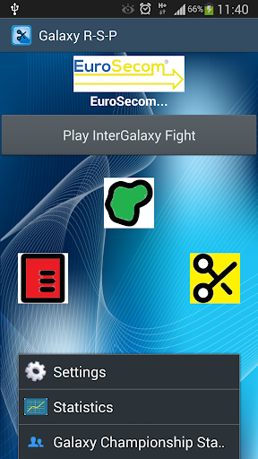 Galaxy Fight RSP