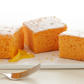 Orange Soak Cake Recipe