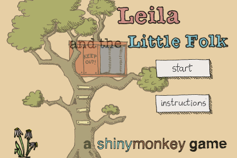 【免費冒險App】Leila and the Little Folk-APP點子