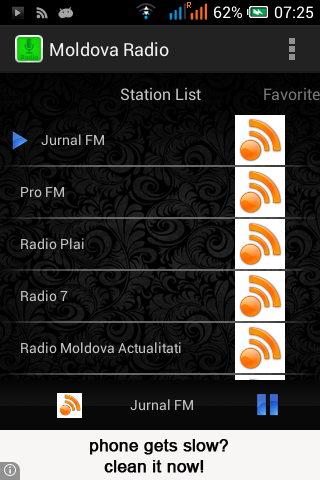 New Moldova Radio Station