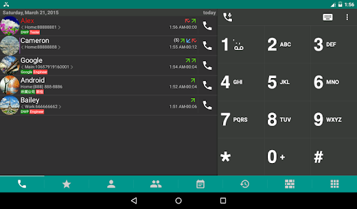 DW Contacts & Phone & Dialer v2.9.3.2-pro Mod APK 9