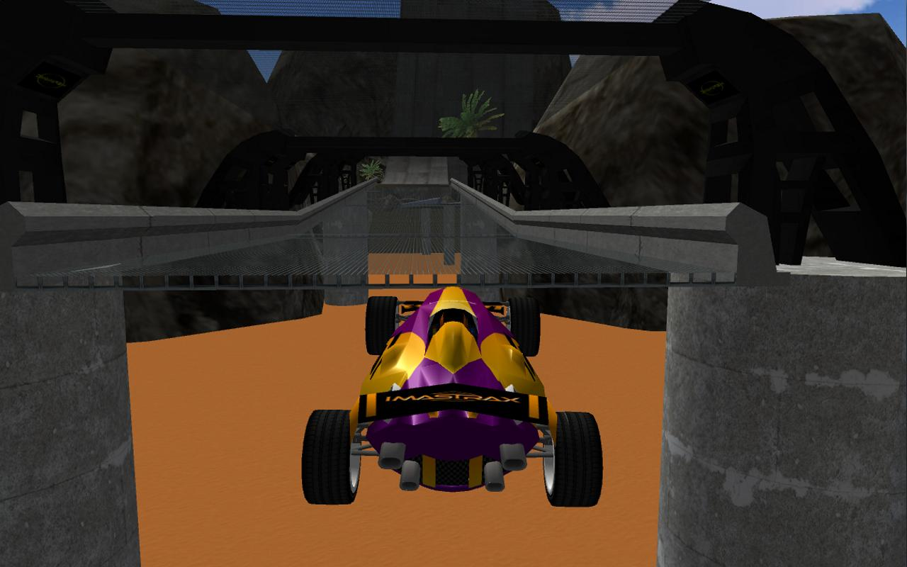 Speed on Racer 3D - screenshot
