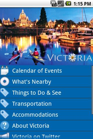 Tourism Victoria - screenshot