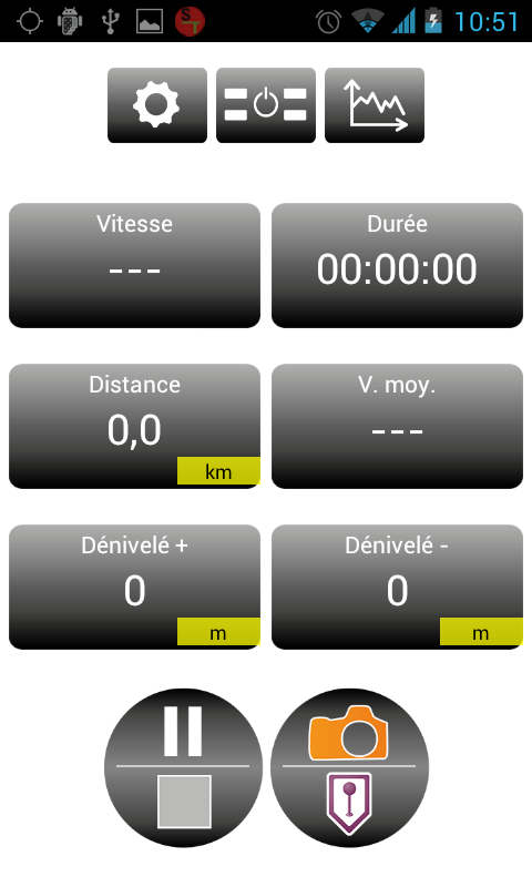 SityTrail France- screenshot