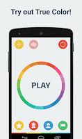 Screenshot of True Color