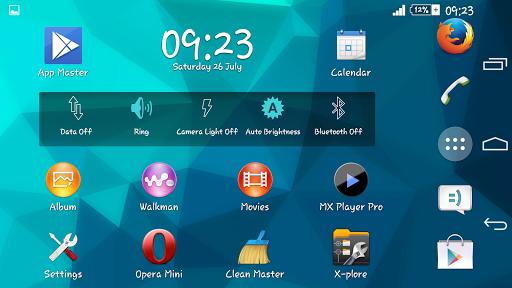 【免費個人化App】Deep Sea Blue - Theme By Arjun-APP點子
