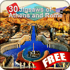 Athens and Rome Jigsaw icon