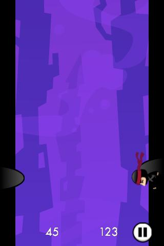 Ninja Rebound - screenshot