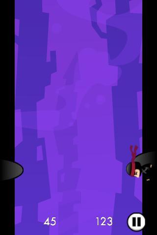 Ninja Rebound- screenshot