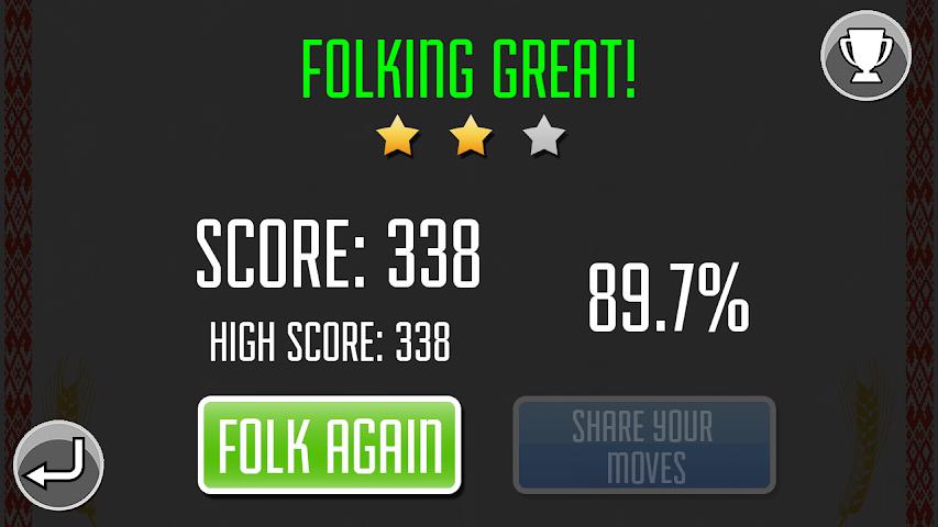 Screenshots for FingerFolk