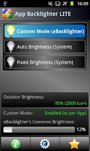 aBacklighter LITE - screenshot thumbnail