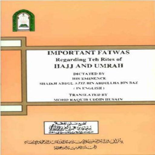 玩書籍App|Fatwa regarding Hajj and Umra免費|APP試玩