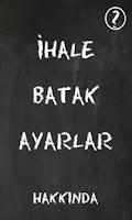 Screenshot of Batak (İhale)