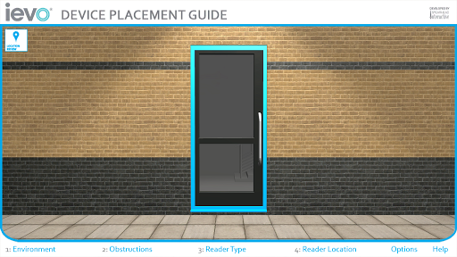 iEvo Device Placement Guide