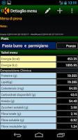 Screenshot of Kilocalc PREMIUM