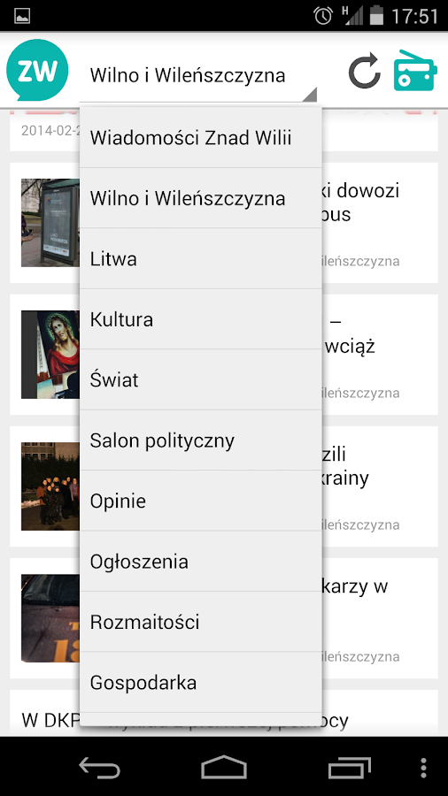 zw.lt- screenshot