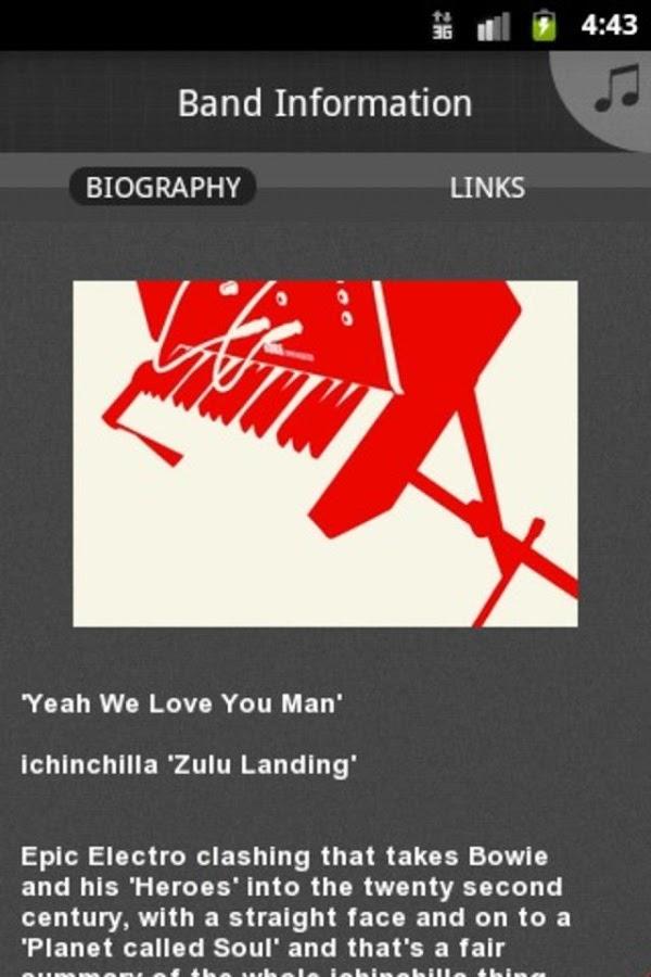 ICHINCHILLA - screenshot