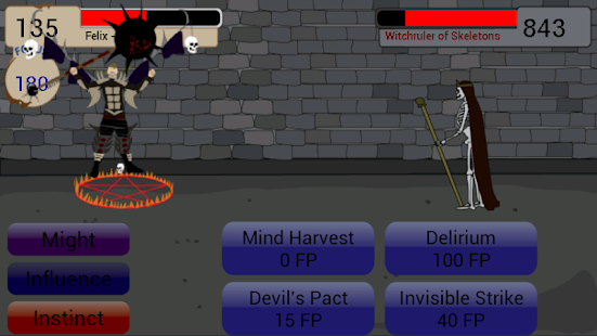 Vampire's Fall RPG - screenshot thumbnail