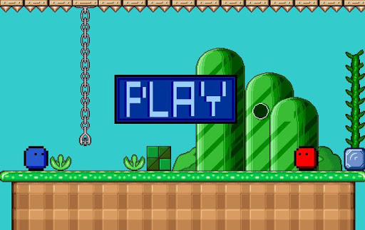 Floppy Blob