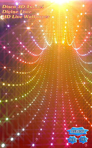 Disco Tunnel Divine Love 3D