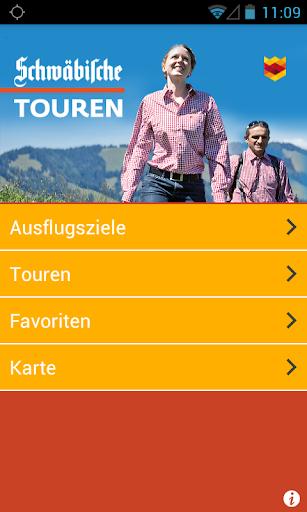 Schwäbische Touren